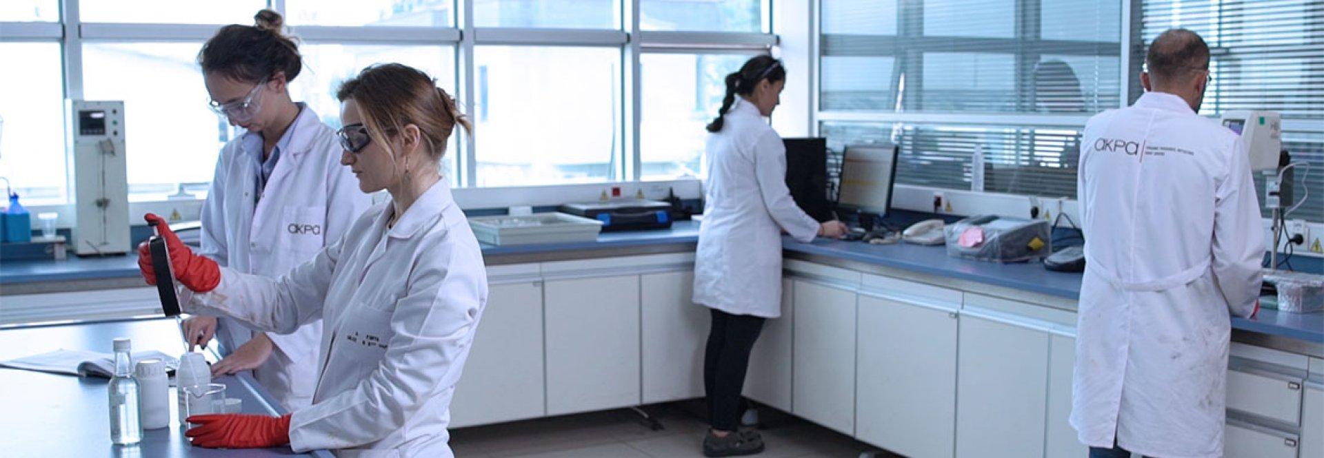 Akpa Kimya - AR-GE & İNOVASYON