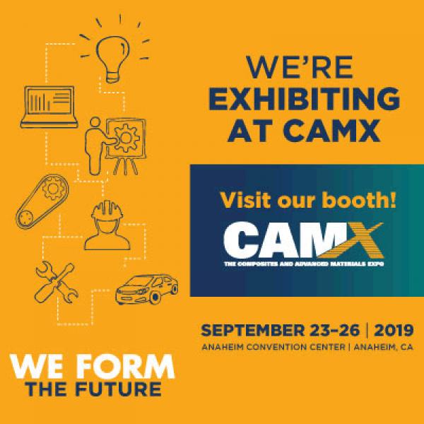 Akpa Kimya Camx 2019 Fuarında